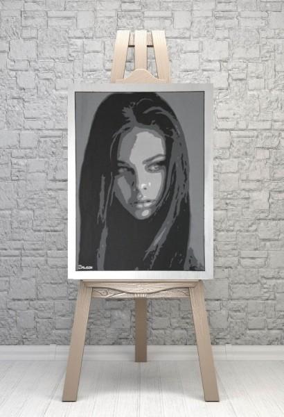 """Gemälde """"Beauty IV"""""""