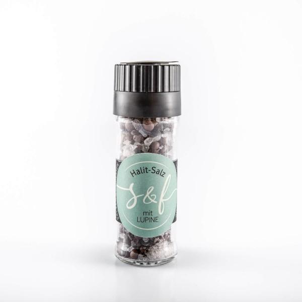 Halit Salz mit Lupine