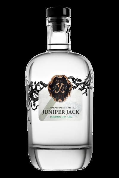 """Juniper Jack, London Dry Gin die """"Wacholderbombe"""""""